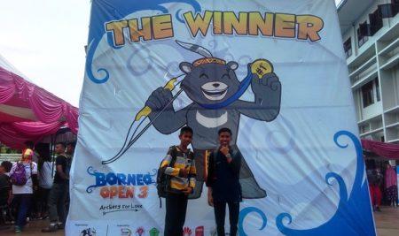 Santri Hidayatullah Berpartisipasi di Kejuaraan Memanah Borneo Open 3 Balikpapan